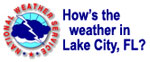 Check the weather in Lake City, Florida.